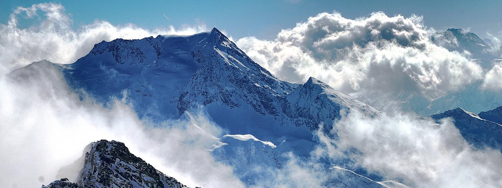 """""""Cold Air"""", French Alpes, La Plagne, France"""